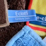 How to Wash Norwex and e-cloth Microfibre Cloths