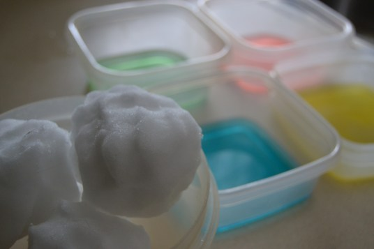 snowball - capillary action project4