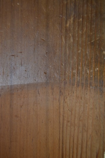 wood - some cleaned with Universal Stone