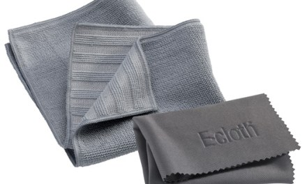 e-cloth Stainless Steel Pack Review – Meh!