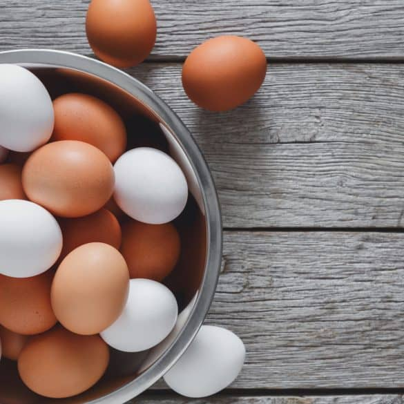 Clean Keto Quality Protein Eggs
