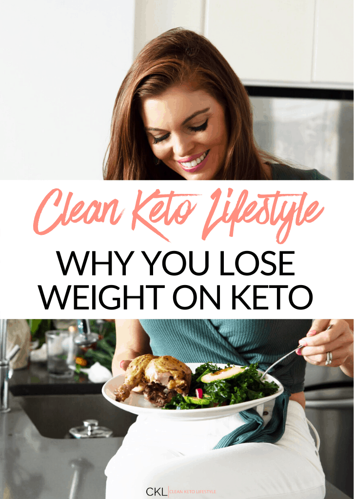 Why You Lose Weight on Keto