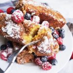 Clean Keto French Toast
