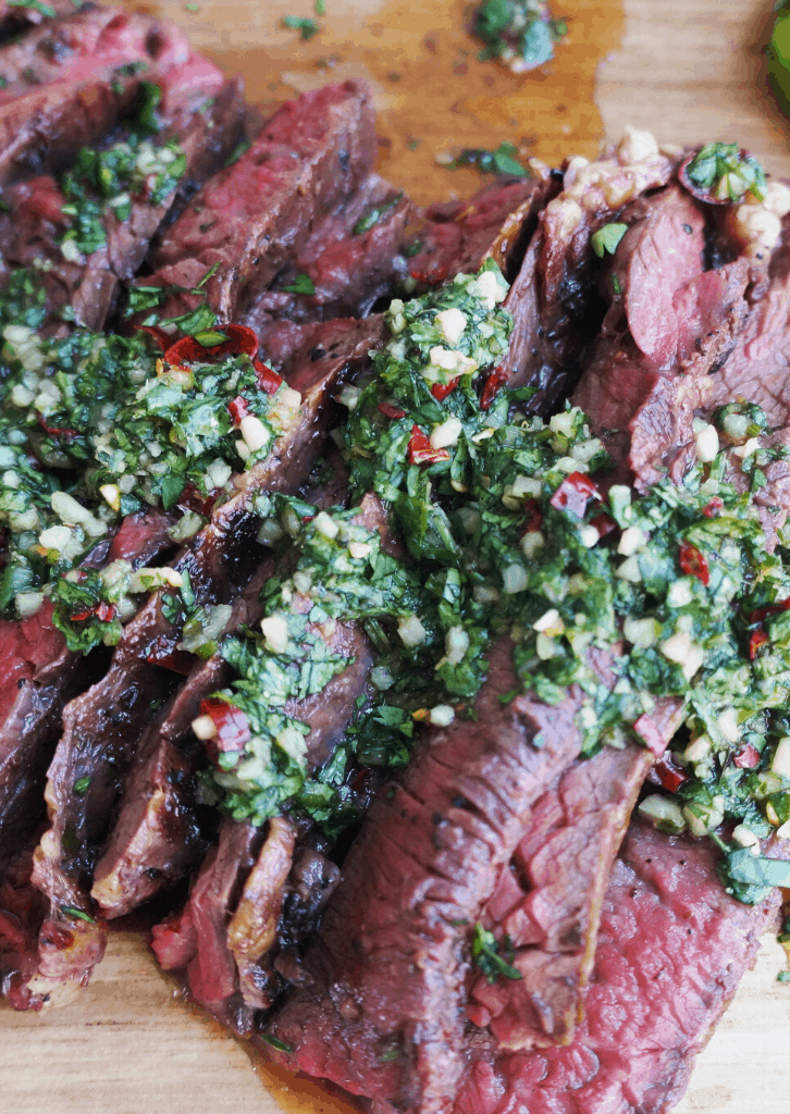 Keto Thai Skirt Steak