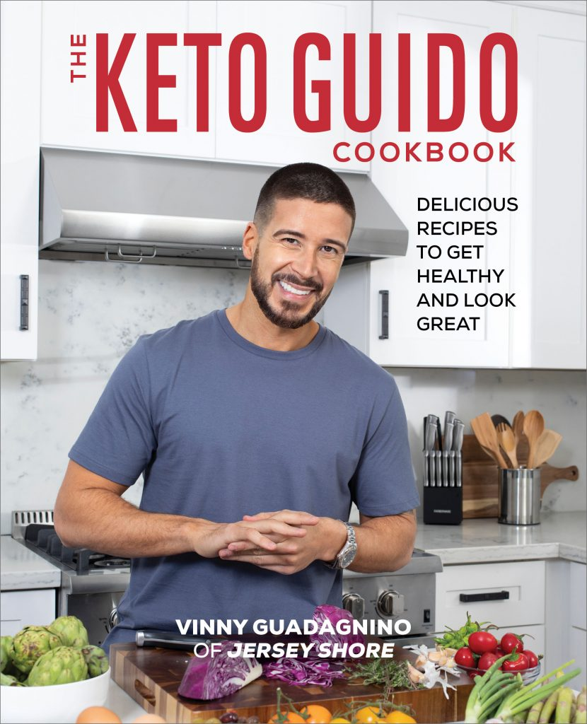 The Keto Guido Cookbook