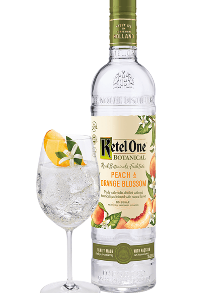 Ketel One Botanicals Orange and Peach Blossom