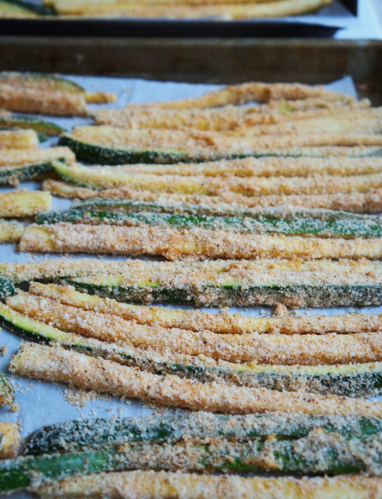 Clean Keto Zucchini Fries