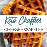 Clean Keto Recipe | Keto Chaffles