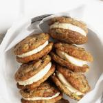 Clean Keto Recipe | Keto Zucchini Bread Whoopie Pies