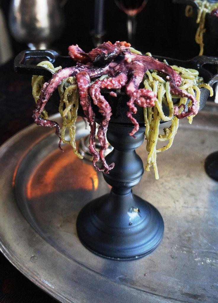 Keto Halloween Octopus 2