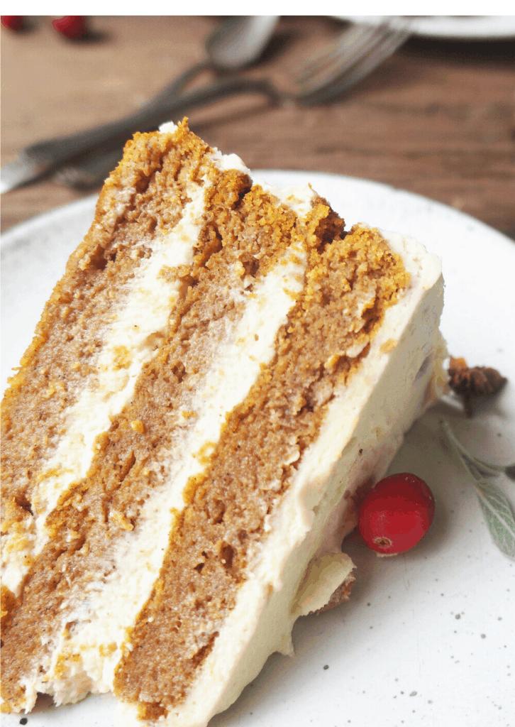 Keto Pumpkin Cake