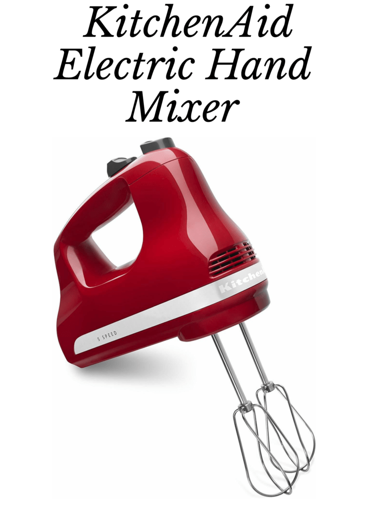 KitchenAid Electric Hand Mixer