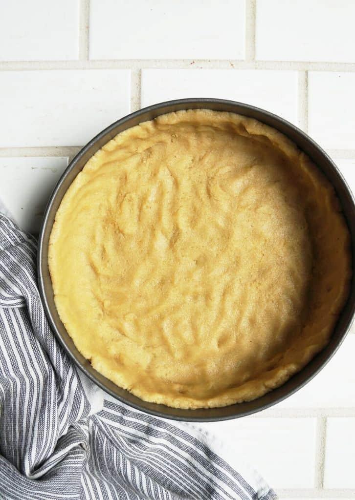 deep dish crust