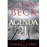 "<span class=""item""><span class=""fn title-book"">AGENDA 21</span><span class=""title-author""> by Glenn Beck</span></span>"
