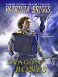 "<span class=""item""><span class=""fn title-book"">DRAGON BONES </span><span class=""title-author""> by Patricia Briggs</span></span>"