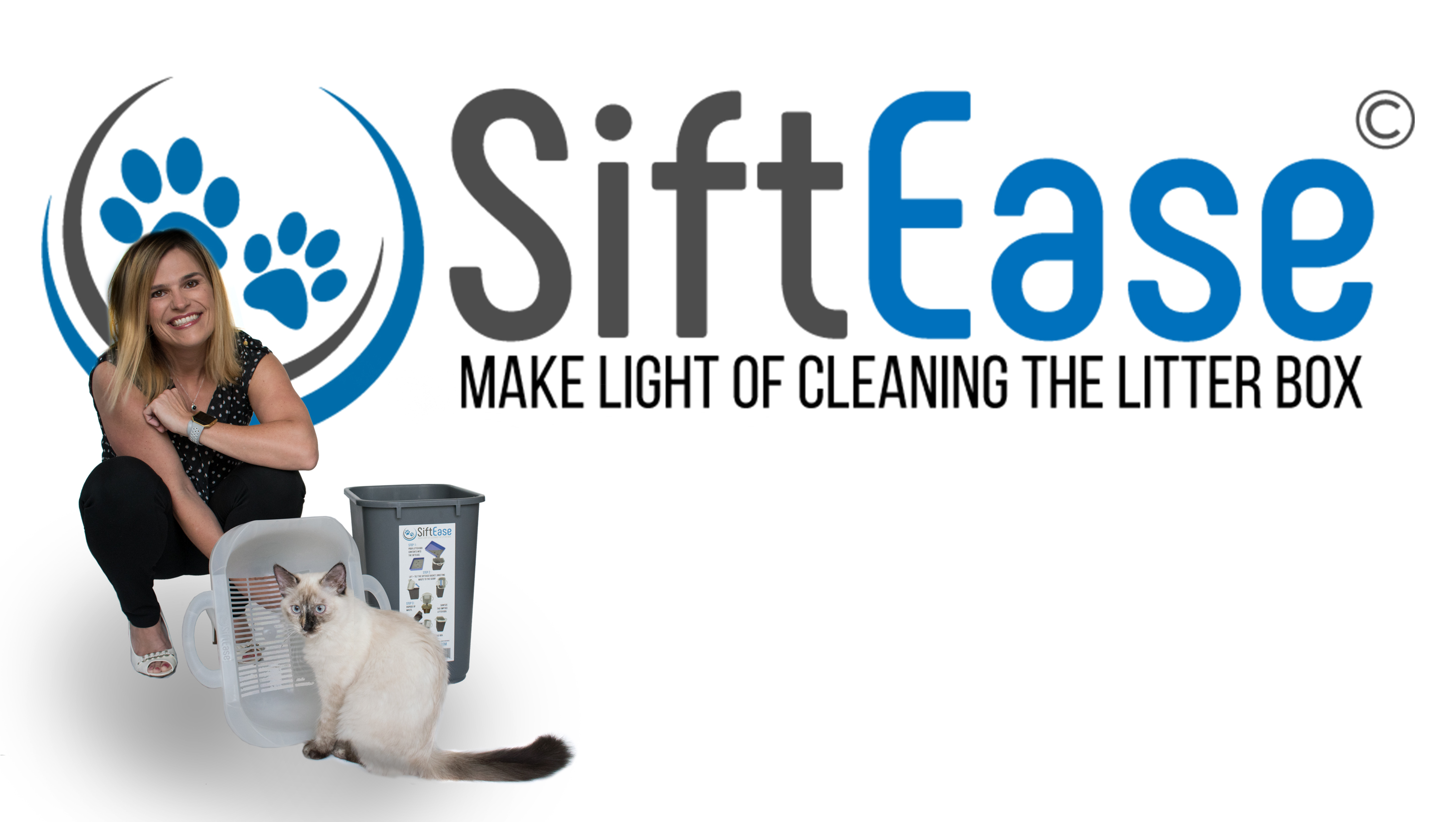 SiftEase an eaiser way to clean the litter box cleaning how to cat which litter box smell