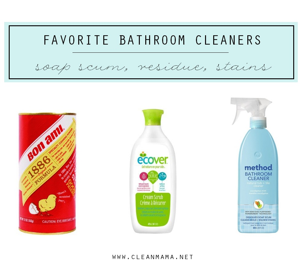 Best Way To Clean Bathroom The Best Ways To Eliminate Residue Stains And Gunk In The