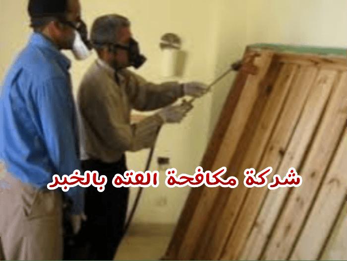 شركة مكافحة العته بالخبر 0503152005