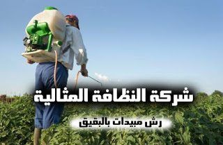 شركة رش مبيدات بالبقيق 0562198010
