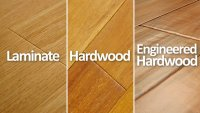 Hardwood vs Laminate vs Engineered Hardwood Floors