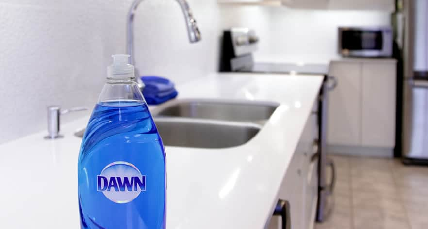 cleaning kitchen floors budget cabinets how to ace your in 10 minutes a day clean my space