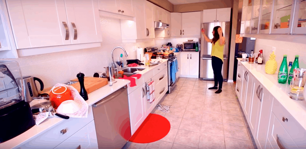 kitchen cleaning designs of small modular how i clean my space dirty counter messy
