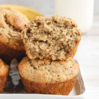 Best Gluten-free Banana Muffins