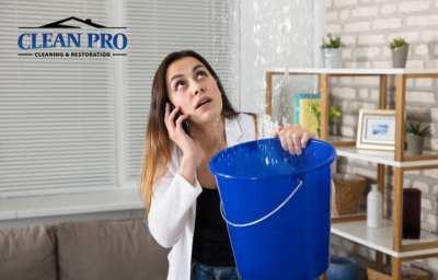 Burst Pipes & Water Damage