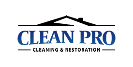 Clean Pro Cleaning & Restoration Logo