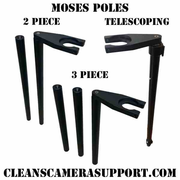 moses poles
