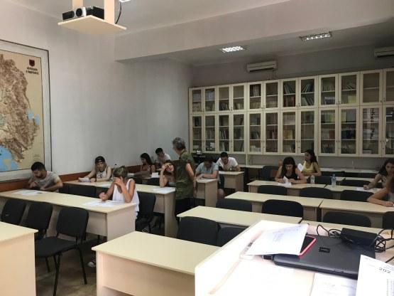 Provim me CleanScore në FHF