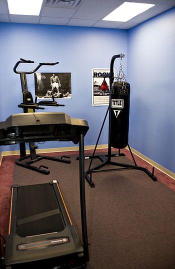 Lightly Used Home Gym