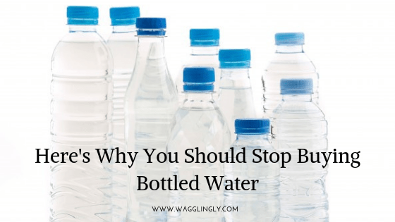 Here's Why You Should Stop Buying Bottled Water