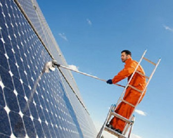 Can You Clean Your Own Solar Panels in Ireland?