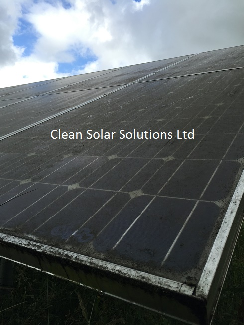 78MW of Solar Panels to be Cleaned in Just 6 Weeks