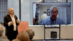 Andy Sabin and David Levine: Clean Capitalist Leadership Council meeting, Sept. 27, 2018 during Climate Week in New York City.