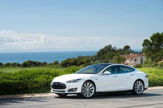 Tesla S. Image by Tesla Motors