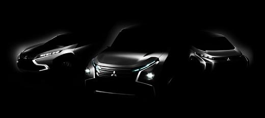 Mitsubishi Concept Electric Vehicle