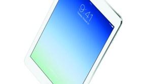 iPad Air. </p><p>Image Credit: Apple Press Room