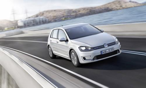 2014 Volkswagen E Golf