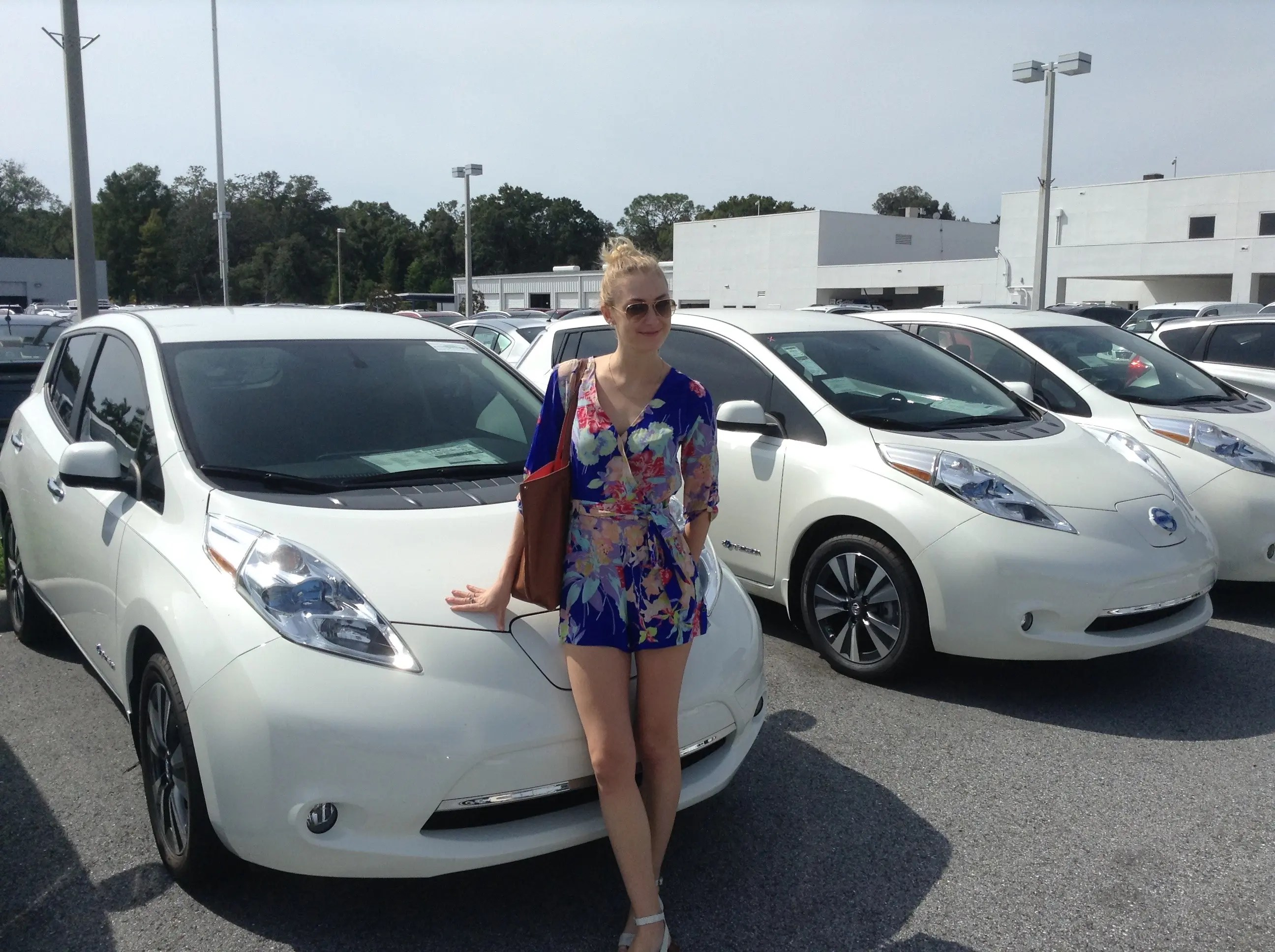 EV Obsession Initiates Long-Term Review Of Nissan LEAF & No Home ...