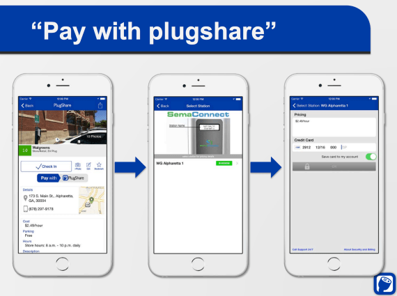 Plugshare Pay