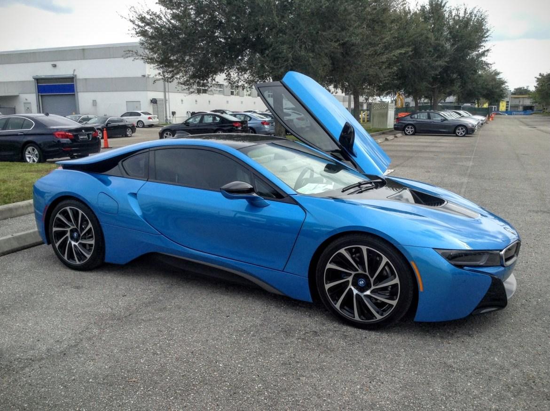 BMW i8 Sarasota Florida 6