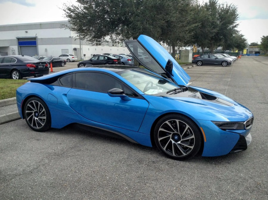 BMW i8 Could Go Fully Electric | CleanTechnica
