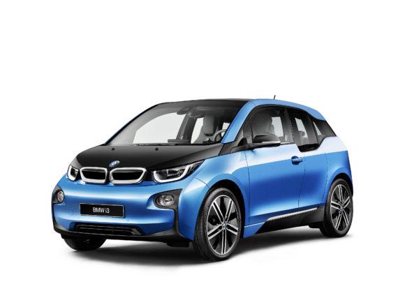 BMW i3 protonic blue 1