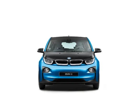 BMW i3 protonic blue 3