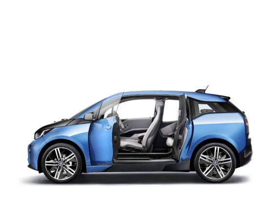 BMW i3 protonic blue 6