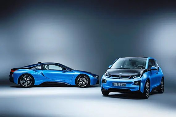 BMW i3 protonic blue 9