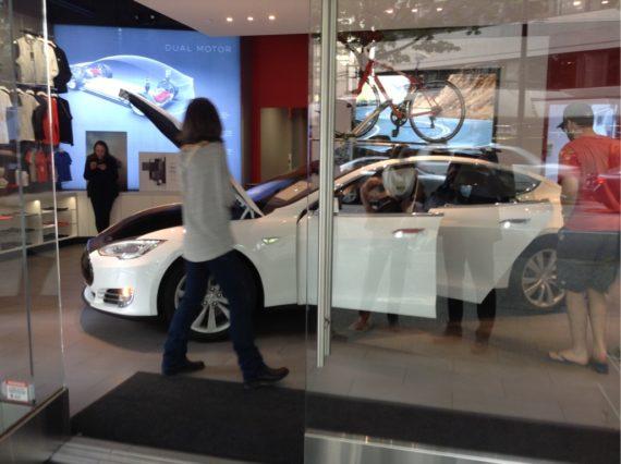 Tesla Store 1