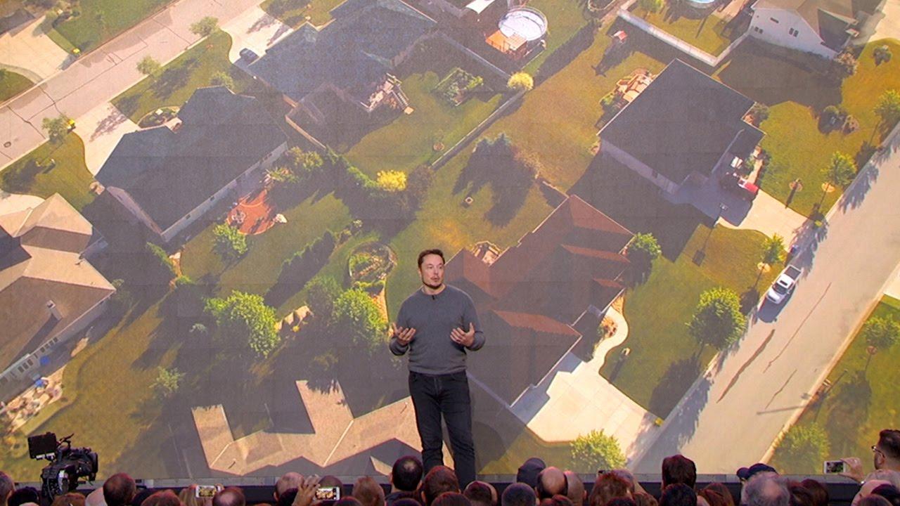 Tesla Solarcity Solar Shingles Video Cleantechnica